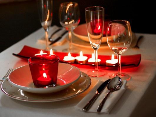 Decoracion Cena Romantica 9 Bar Biosca - Cena-romantica-decoracion